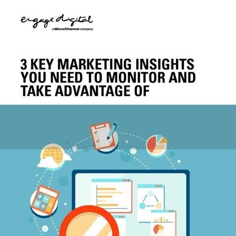 3 Key Marketing Insights You Need to Monitor and Take Advantage of