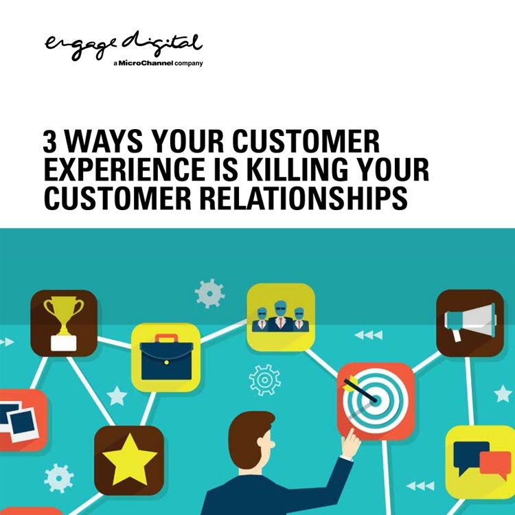 3 Ways your Customer Experience is Killing your Customer Relationships