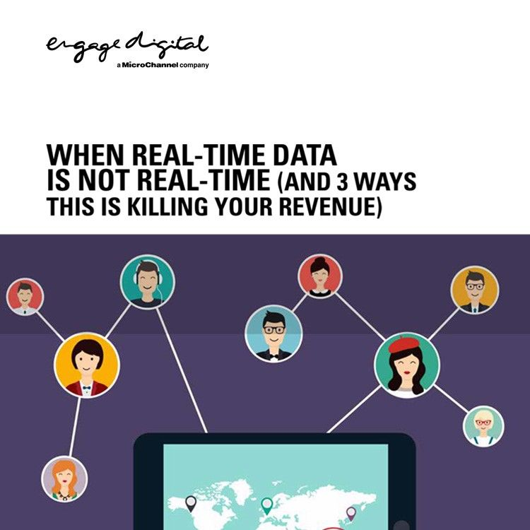 When Real-Time Data is not Real-Time (and 3 Ways this is Killing your Revenue)