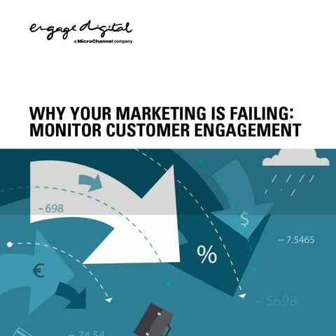 Why Your Marketing is Failing: Monitor Customer Engagement